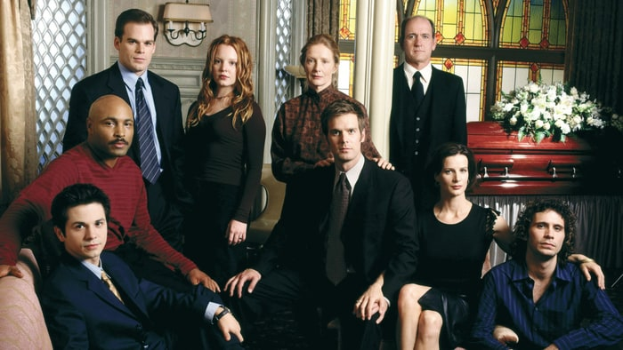Six Feet Under The Complete Series