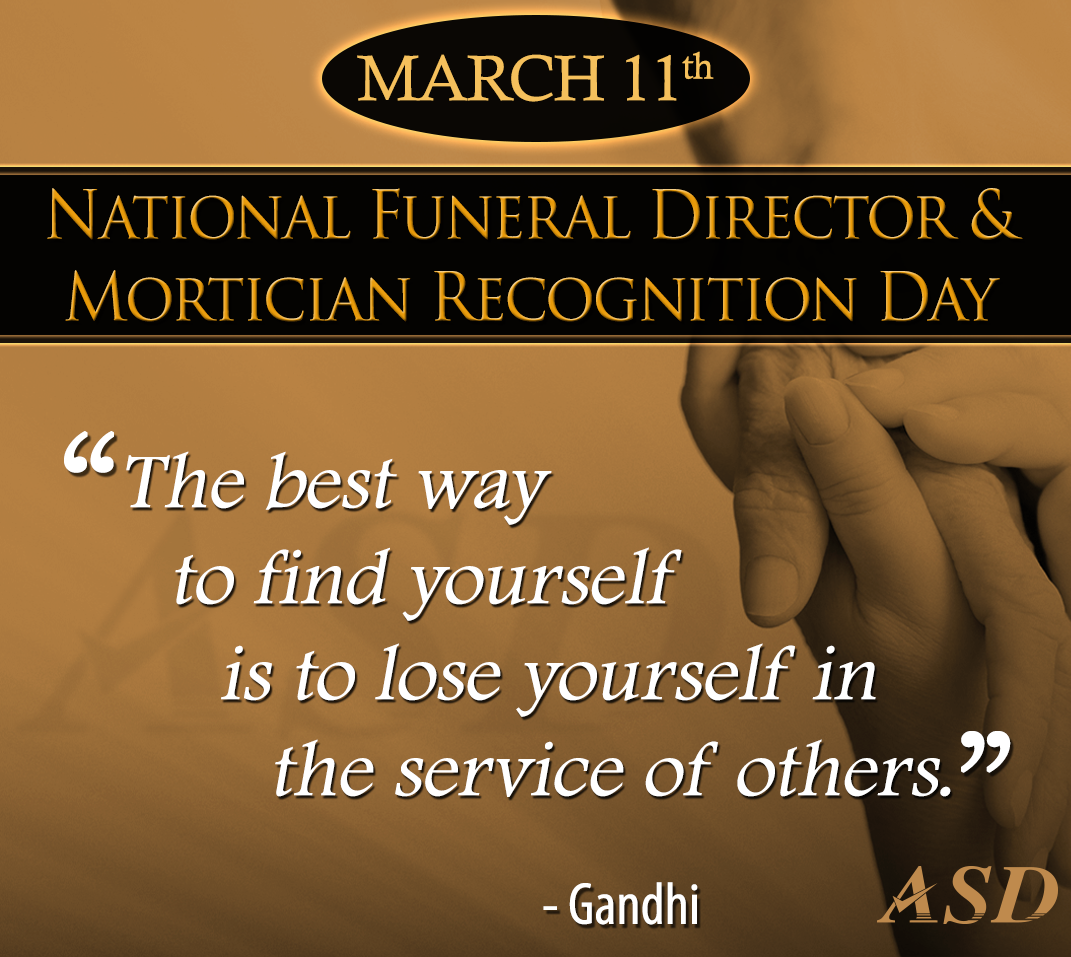 30 Facts About Funeral Directors In Honor Of National