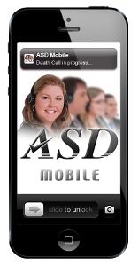 ASD Funeral Home Answering Service First Call Connect Patent