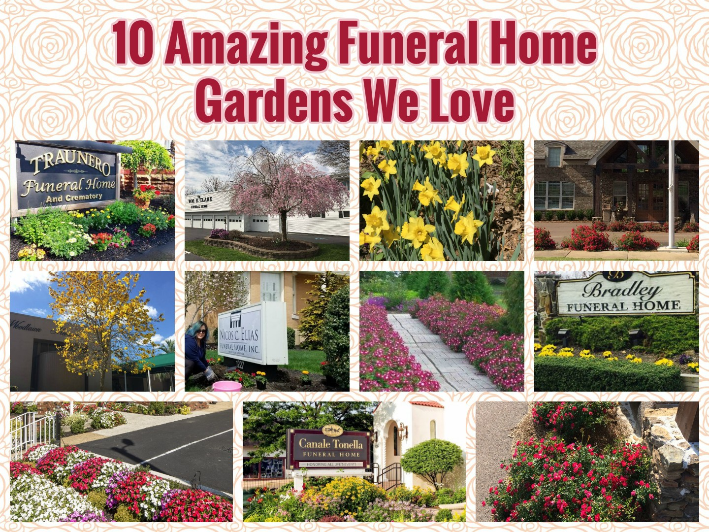 10 Amazing Funeral Home Gardens We Love